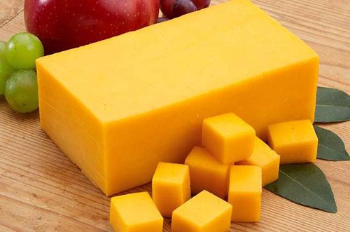 Сыр Чеддер в домашних условиях