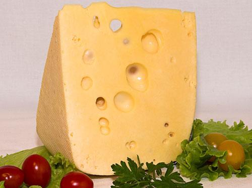 козий сыр Маасдам