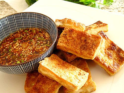 рецепты диетические с тофу