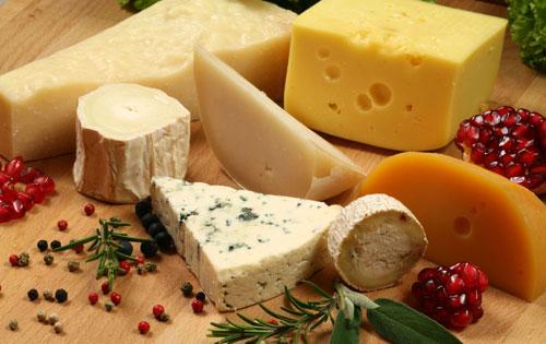 Пищевые добавки и красители для сыра