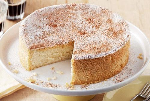 Торт с сыром Рикотта