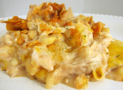 Куриный сыр