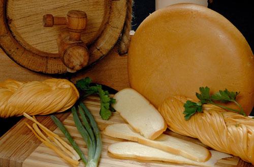Сыр Чечил - косичка