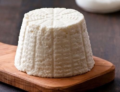 домашний сыр из магазинного молока