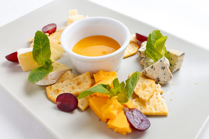 сырная тарелка оформление фото
