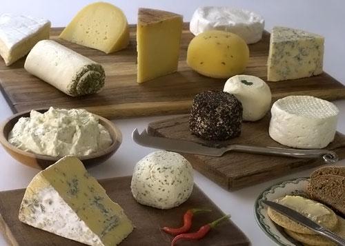 Как правильно подавать сыр к столу