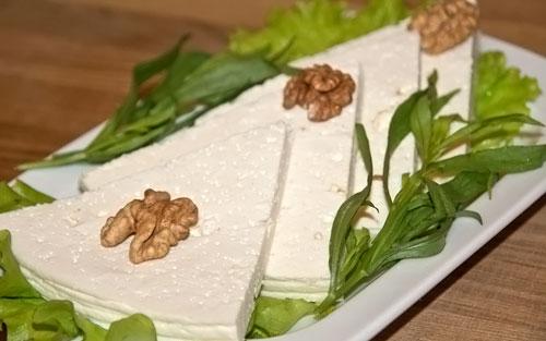 Рецепты с сыром Чанах
