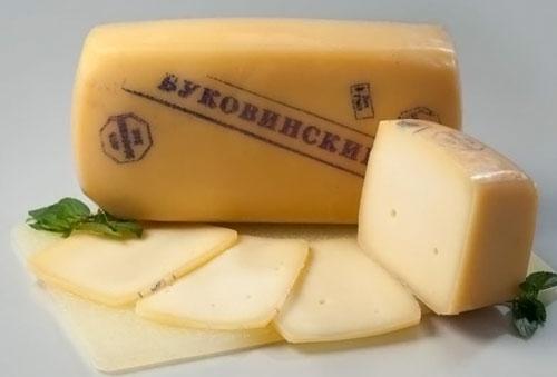 буковинский сыр