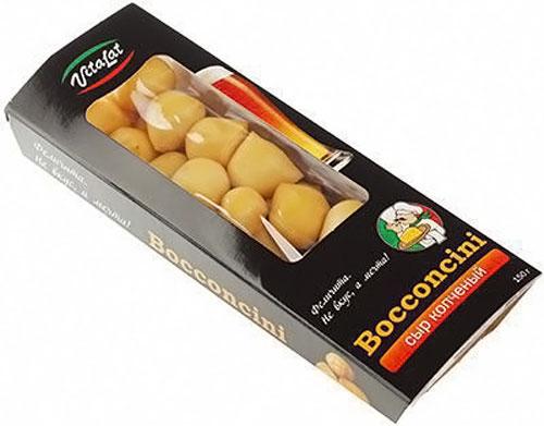 Сыр Боккончини копченый