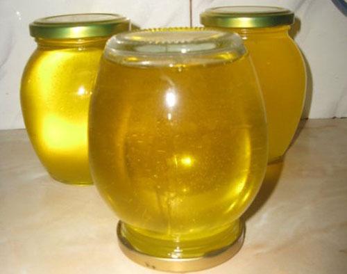 Топленое сливочное масло