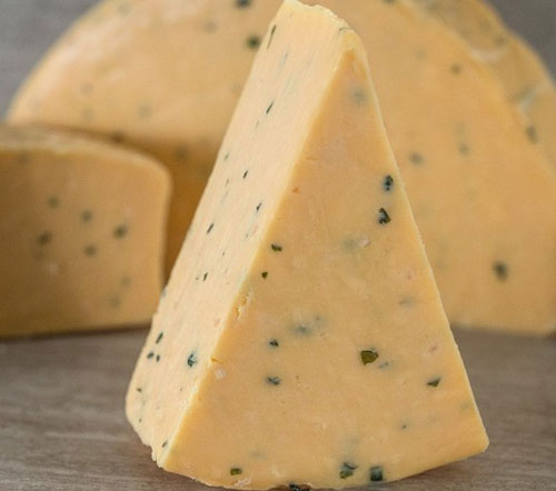Сыр Котсуолд в домашних условиях