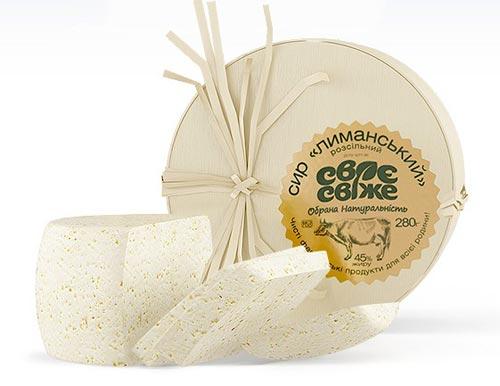 Лиманский сыр