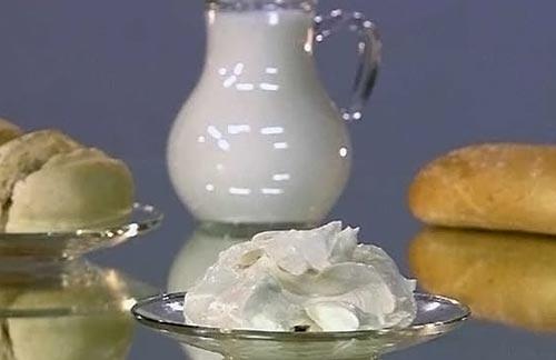 Альбуминная сырная паста
