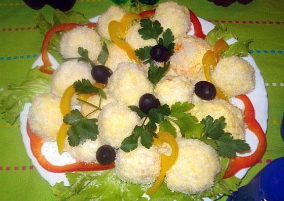Рафаелло сырные