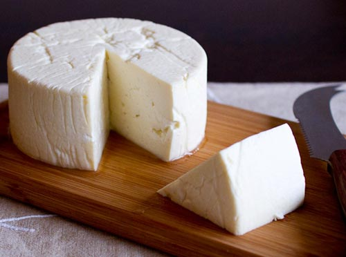 Домашний сыр с закваской Мейто