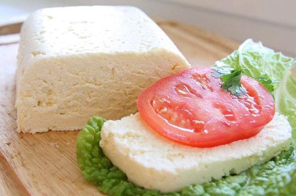 сыр из простокваши в домашних условиях рецепт с фото