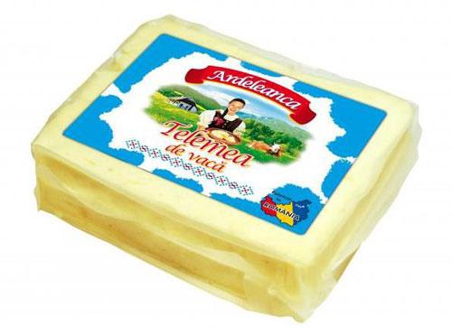 сыр телемя