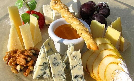 сырная тарелка как подавать