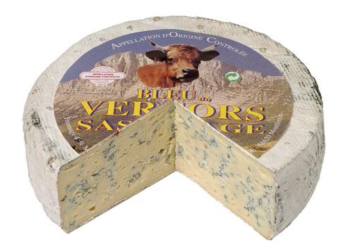 Сыр Бле дю Веркор-Сасенаж