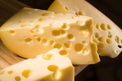 Технология приготовления швейцарского сыра
