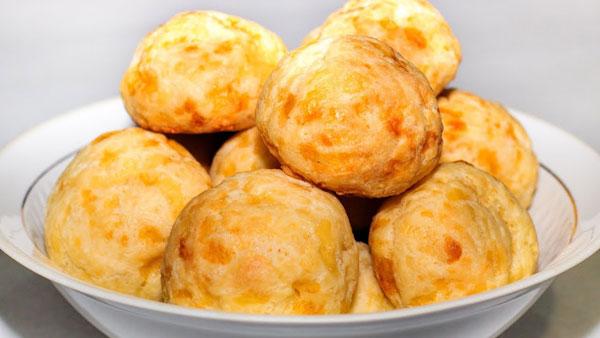 Заварные булочки с сыром Гужеры - рецепт пошаговый с фото